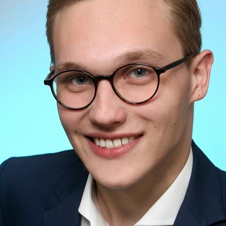 Michael Benecke / Vorsitzender der Jungen Union im Altmarkreis Salzwedel